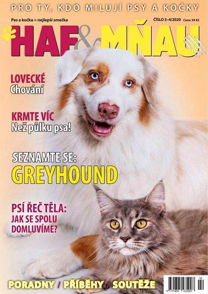 Haf & Mňau