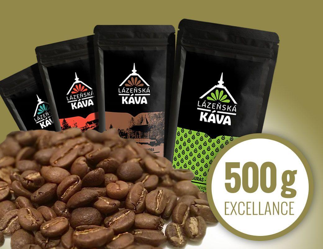 Lázeňská káva 500 g EXCELLANCE