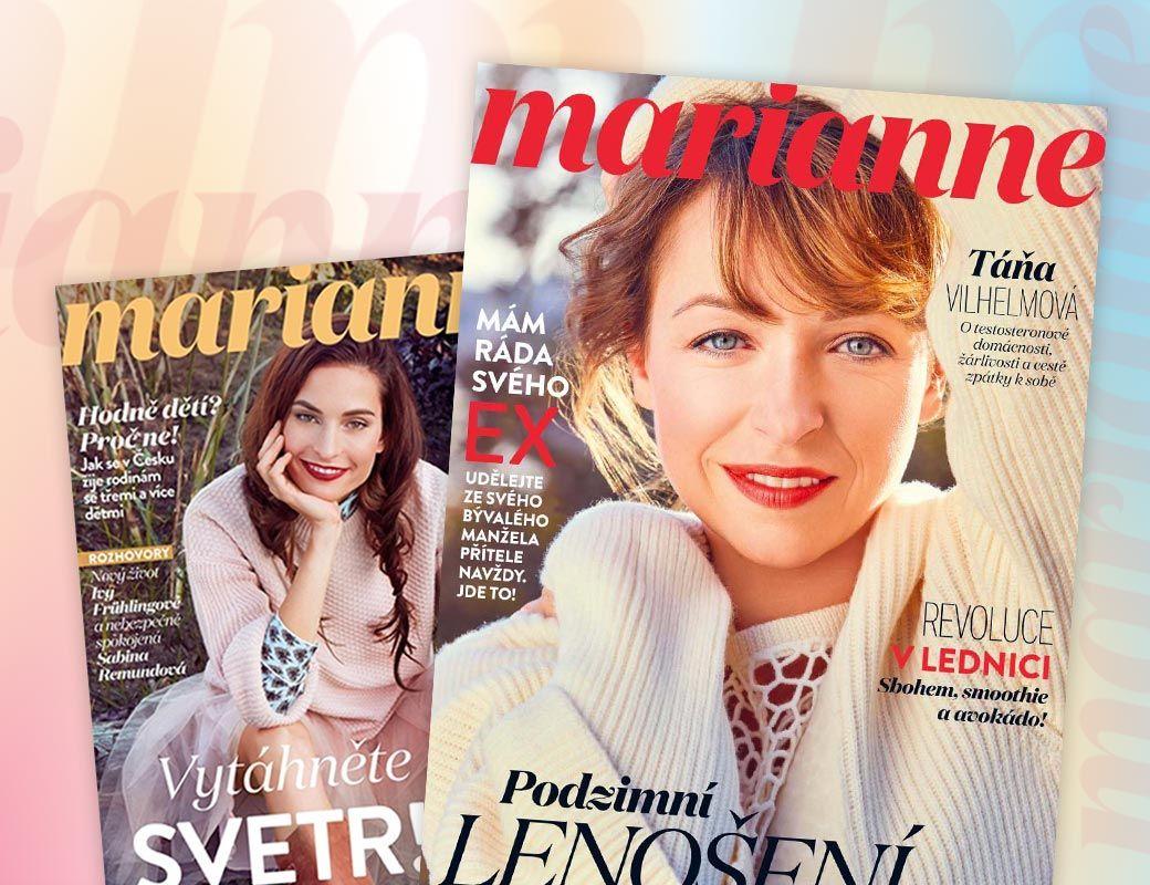 Marianne   Předplatit 71d238c3bf