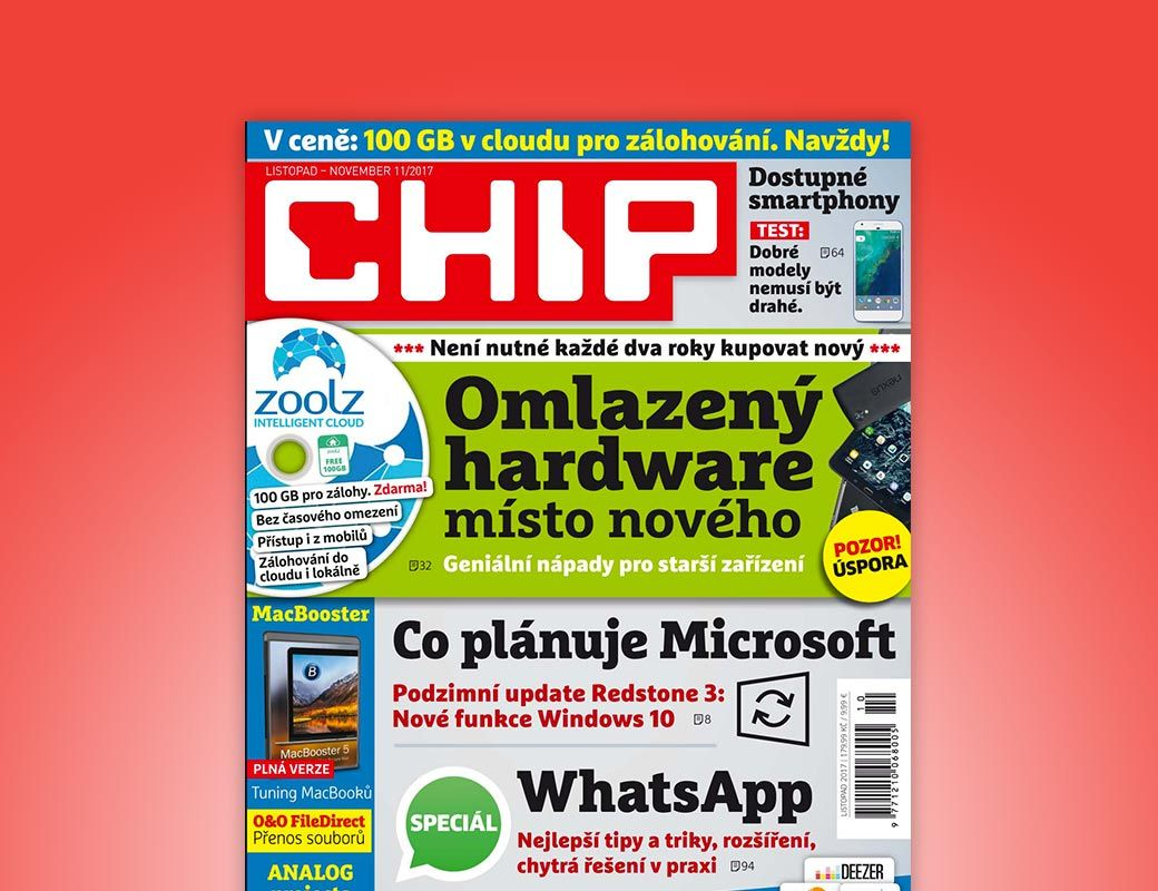Časopis CHIP