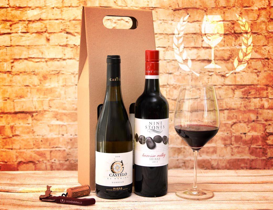 Oceněná vína - Pack of 2