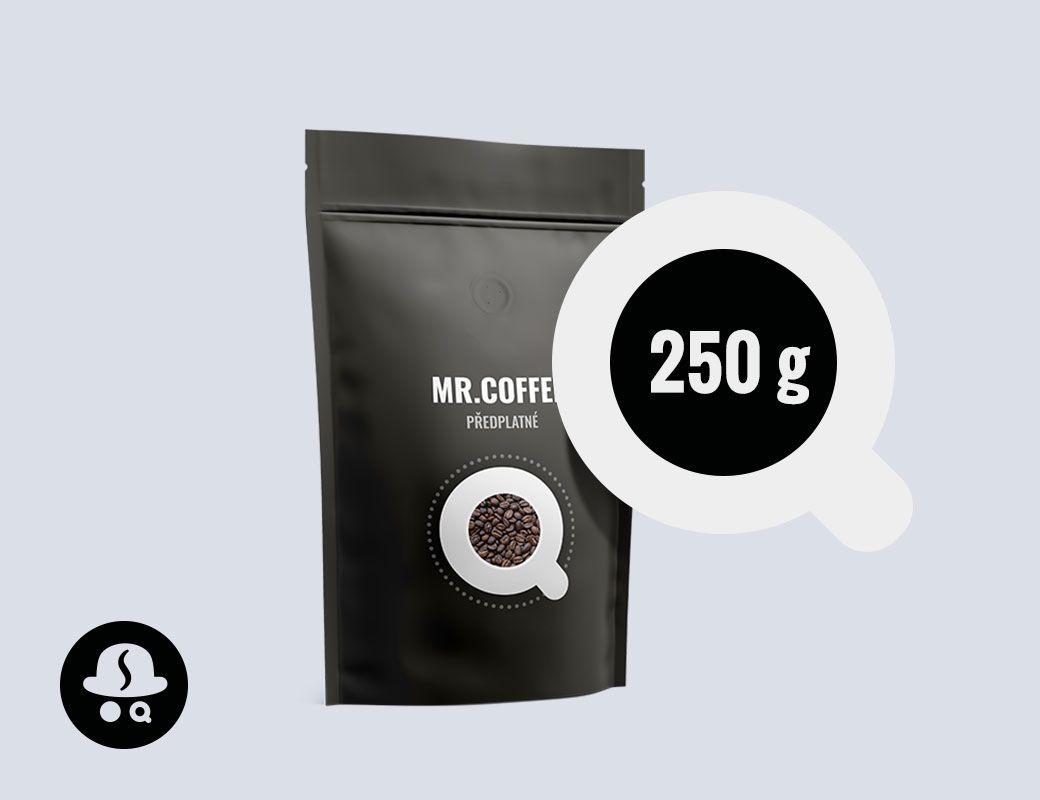 Mr. Coffee 250g