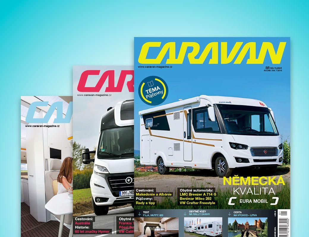 Caravan magazín