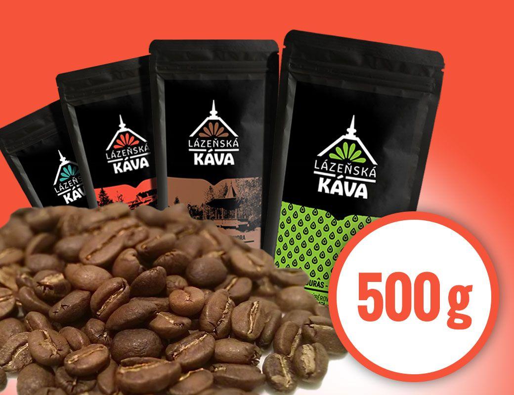 Lázeňská káva 500 g