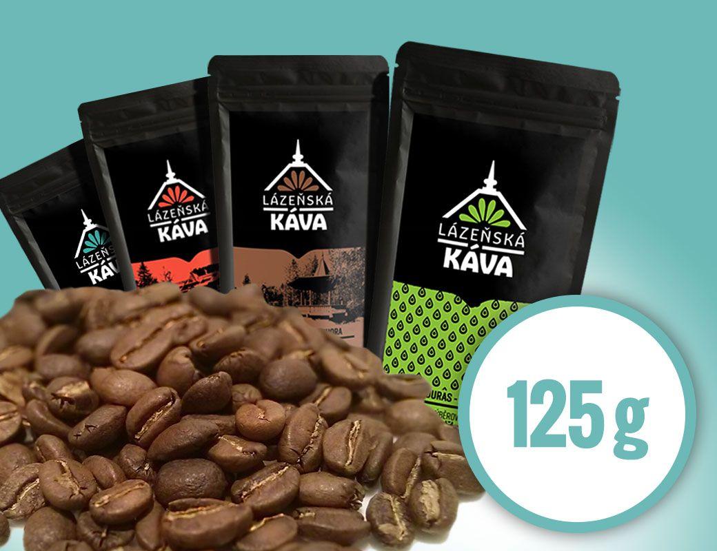 Lázeňská káva 125 g