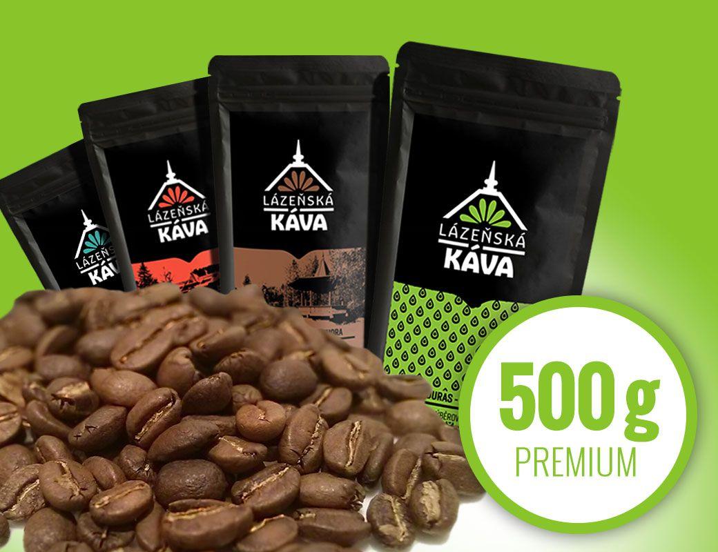 Lázeňská káva 500 g PREMIUM