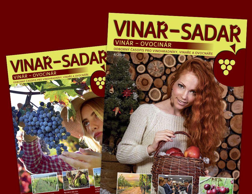 Vinař sadař