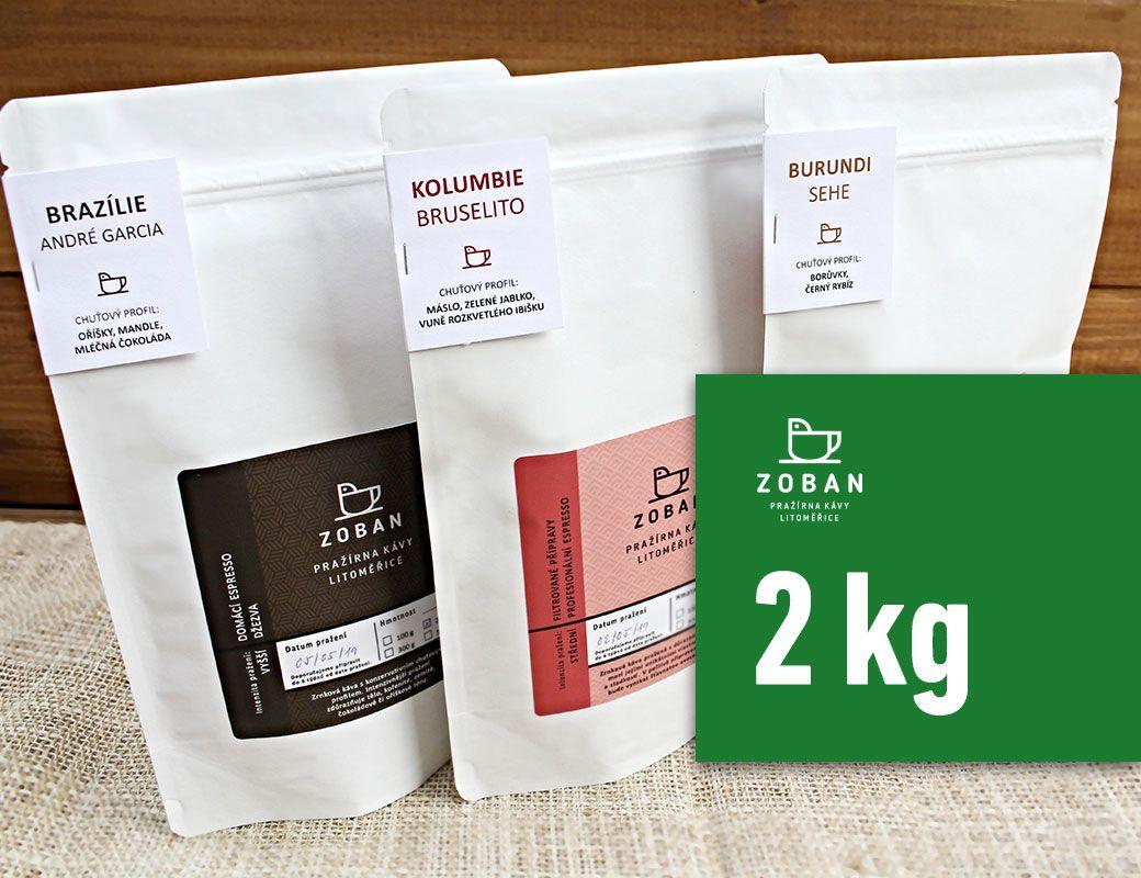 Předplatné kávy pro firmu