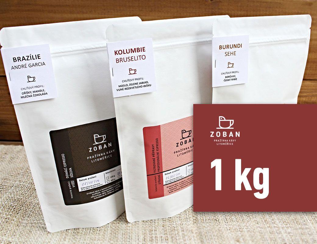 Předplatné kávy pro rodinu