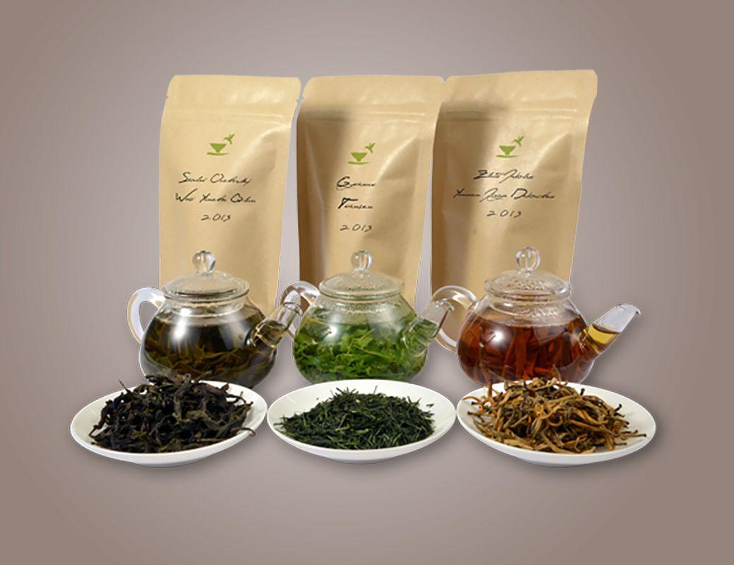 Výjimečné čaje (3 druhy)
