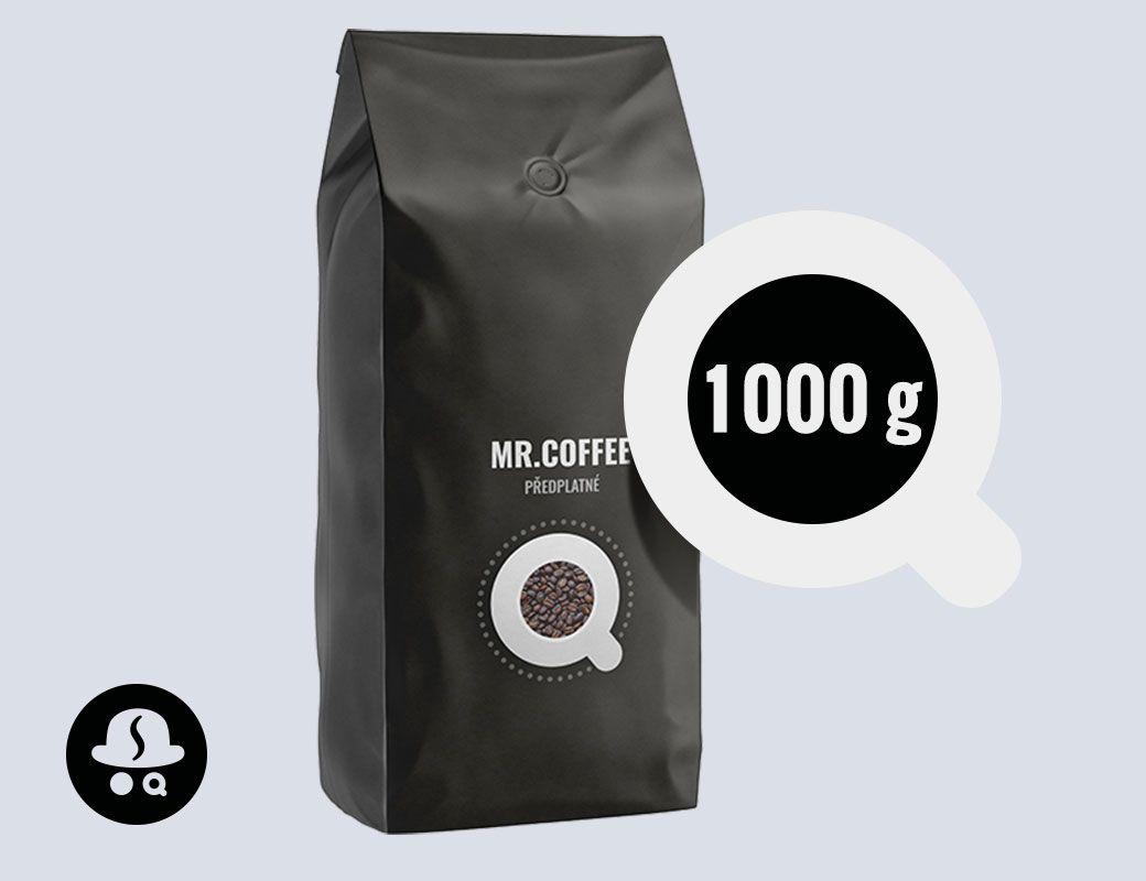 Mr. Coffee 1000g